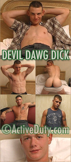 Devil Dawg Dick