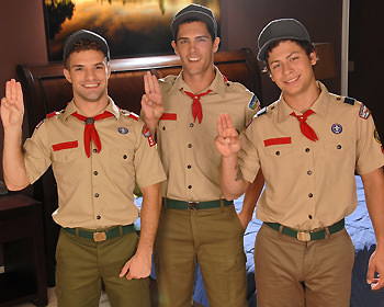 SCOUT'S BONOR
