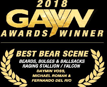 2018 GayVN Awards Winner